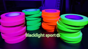 Glow In The Dark Hockey 1 Veld Lampen Tape En Meer