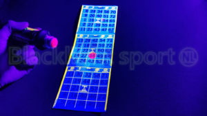 Bingo blacklight glow in the dark