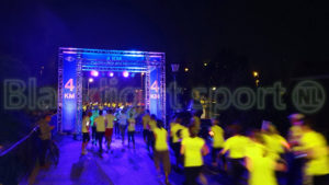 Damloop by Night - Glow in the dark hardlopen
